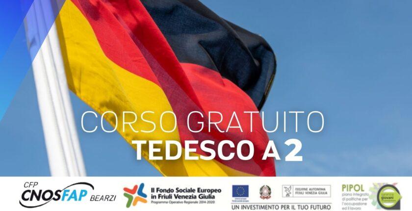 Corso di formazione gratuito - Tedesco A2 - Iscriviti a Udine