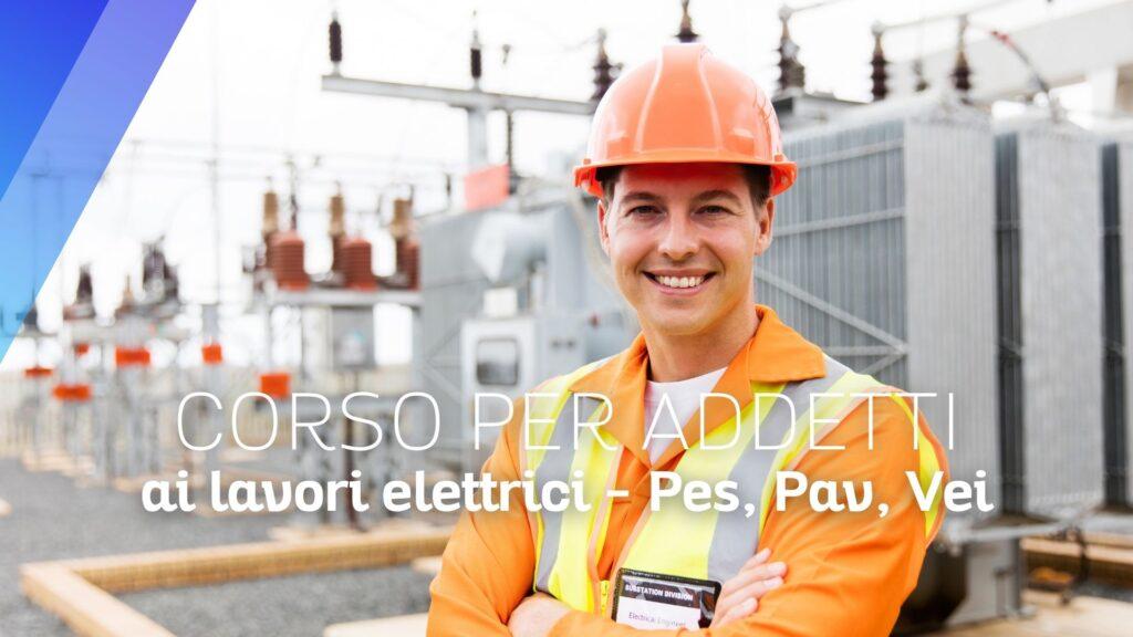 Corso per addetti ai lavori elettrici